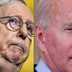 'It Sounds As Crazy As It Is': McConnell Tears Into Democrats Over Inflation, Spending