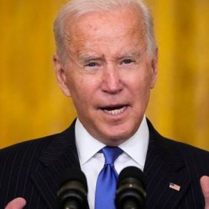 'The World Is Watching': Biden Warns America Needs To Prove It Can Get Things Done For Democracy