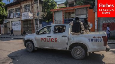 JUST IN: White House Responds To Kidnapping of 17 Missionaries In Haiti