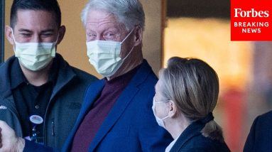 Bill Clinton Update: Former President Discharged From Hospital, Recovering At Home
