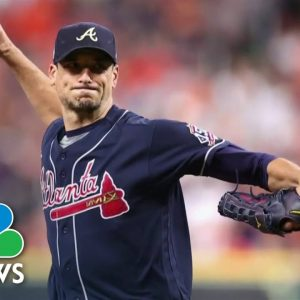 Playing In Pain: Braves Pitcher Threw 16 Pitches On Fractured Fibula