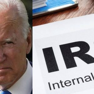 'Biden Wants To Give the IRS More Power To Spy On Americans': GOP Senator Slams Reporting Proposal