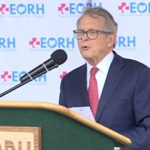 'Investment Of Capital In Minority Businesses': DeWine Touts Cincinnati Innovation District