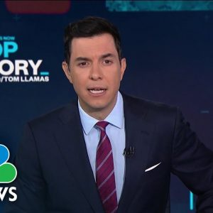 Top Story with Tom Llamas - October 27th   NBC News Now